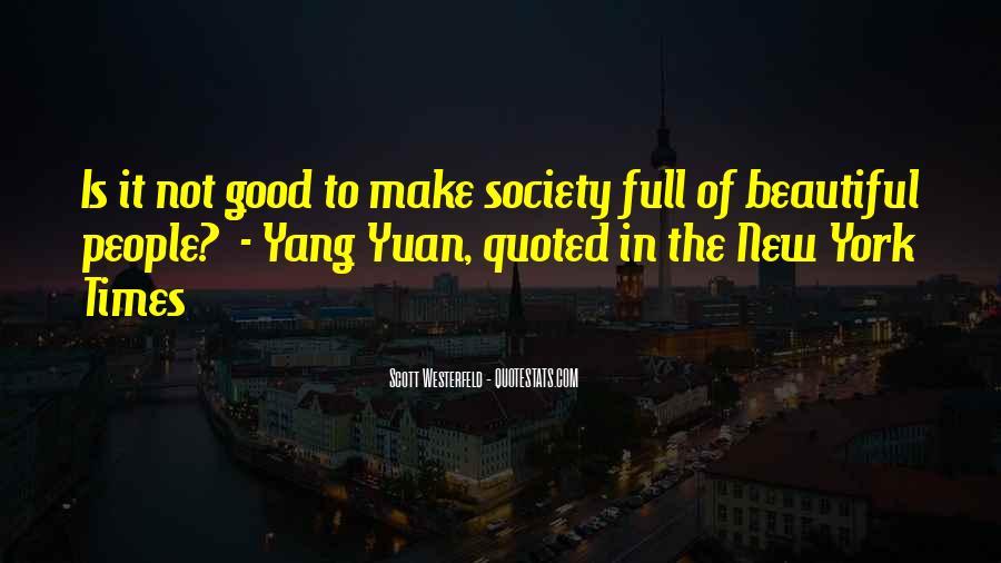 Yuan's Quotes #694727