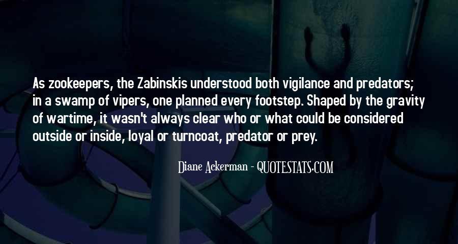 Zabinskis Quotes #483347