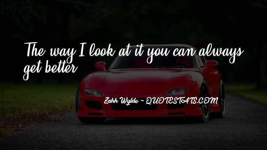Zakk Quotes #1061662