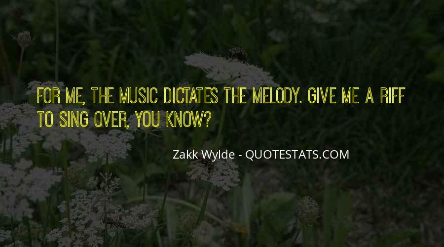 Zakk Quotes #1202813