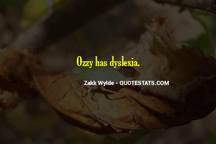Zakk Quotes #1297373
