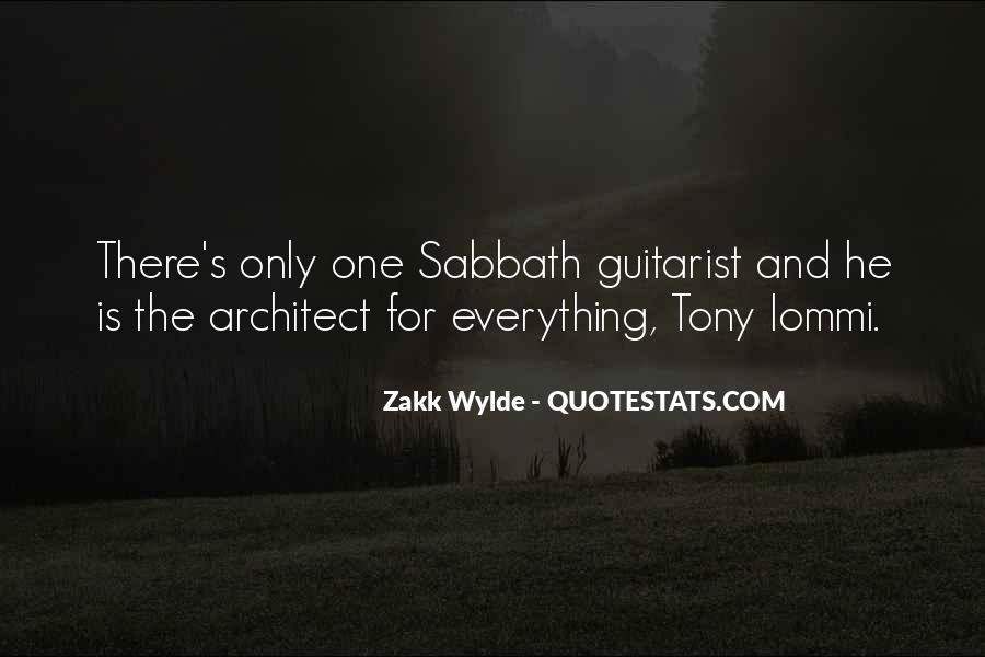 Zakk Quotes #1365354