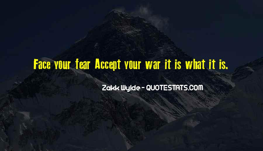 Zakk Quotes #166111