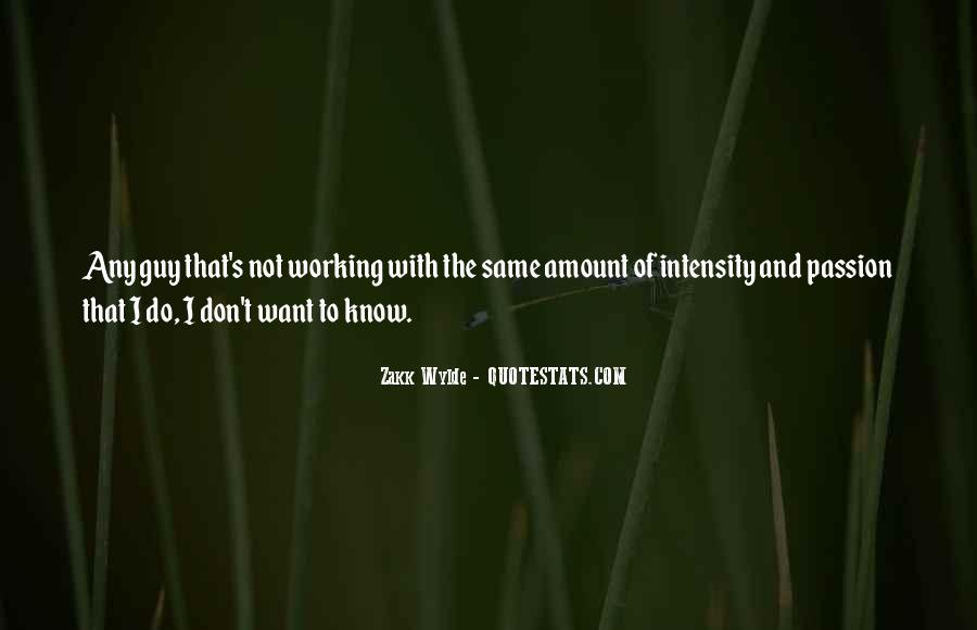 Zakk Quotes #900586