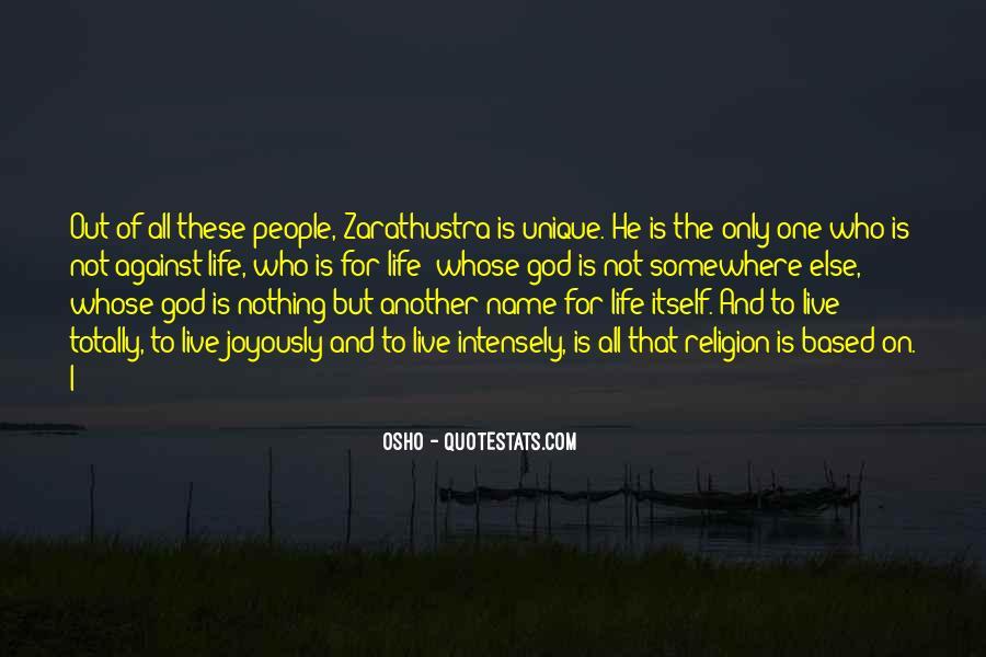 Zarathustra's Quotes #1006978