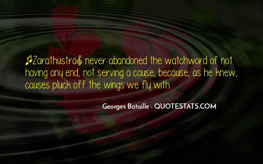 Zarathustra's Quotes #1152436