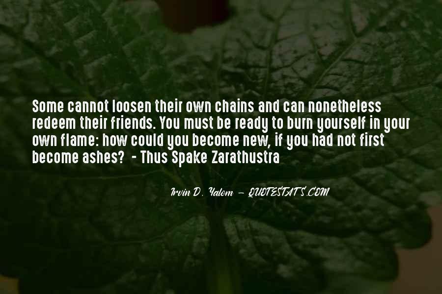 Zarathustra's Quotes #1278763