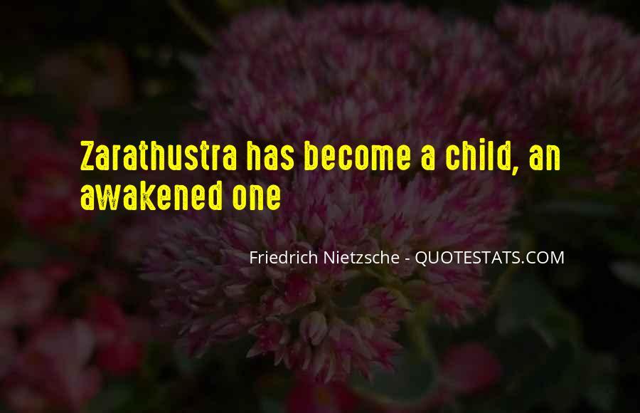 Zarathustra's Quotes #1297234