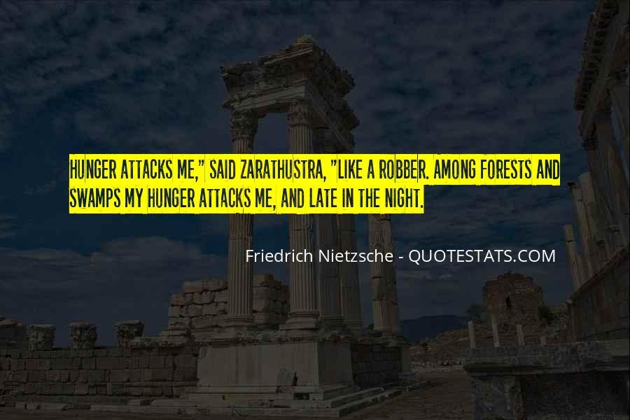 Zarathustra's Quotes #1358600