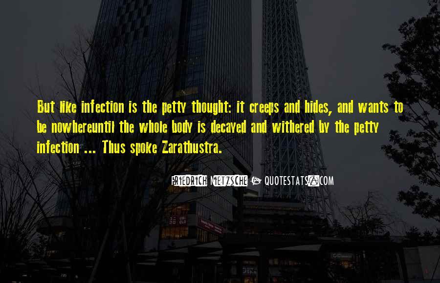 Zarathustra's Quotes #1653268