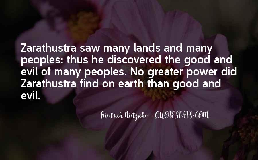 Zarathustra's Quotes #1861563