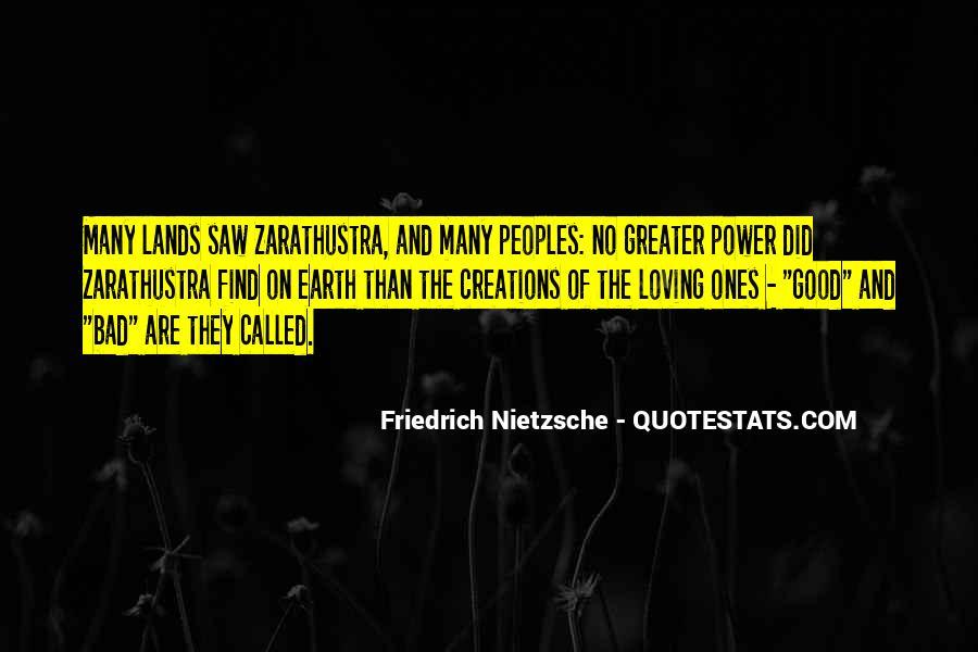 Zarathustra's Quotes #619122