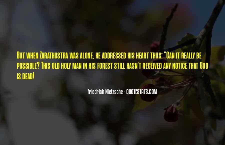 Zarathustra's Quotes #65434