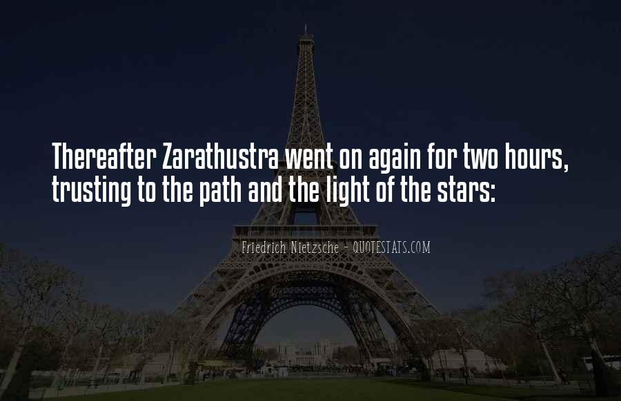 Zarathustra's Quotes #938883