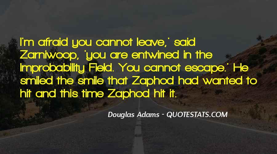 Zarniwoop Quotes #1076846