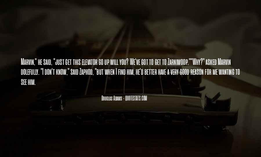 Zarniwoop Quotes #834607