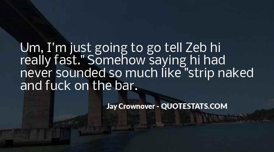 Zeb's Quotes #1158834