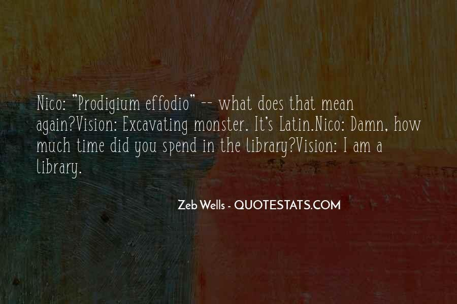 Zeb's Quotes #382236