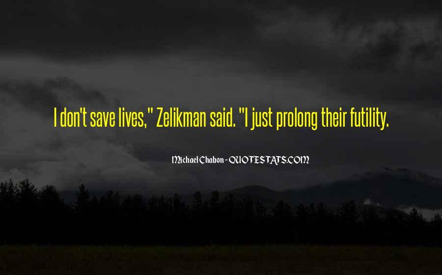 Zelikman Quotes #16024