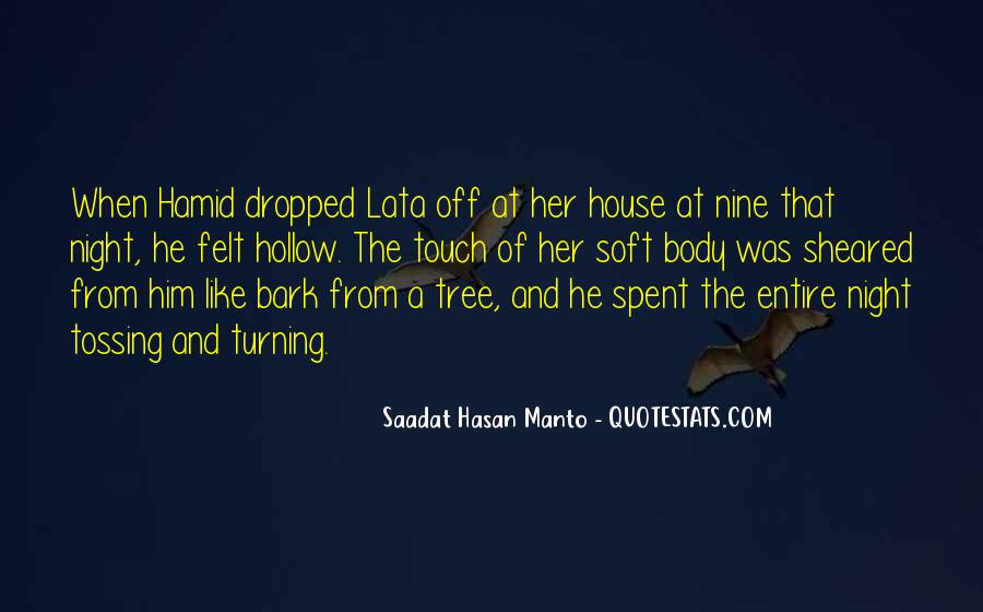 Quotes About A Tree House #1564719
