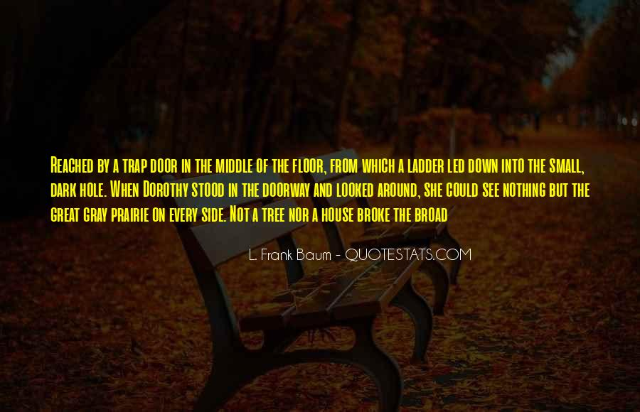 Quotes About A Tree House #518489
