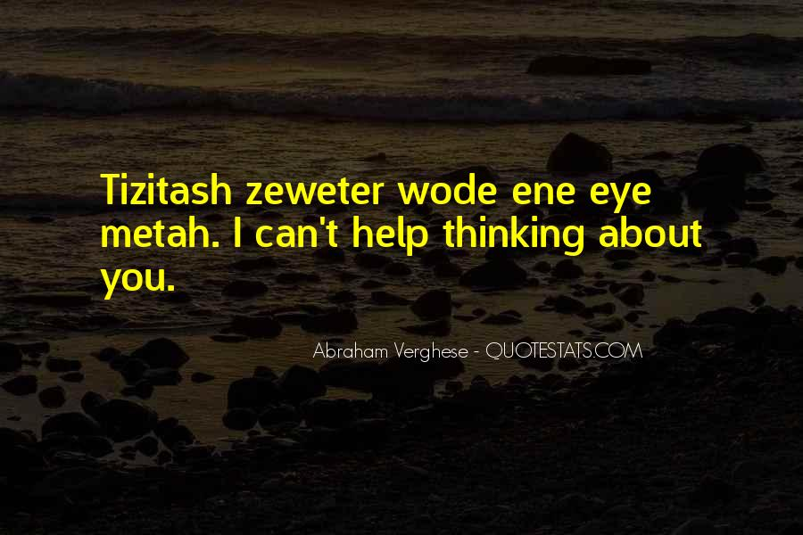 Zeweter Quotes #166344