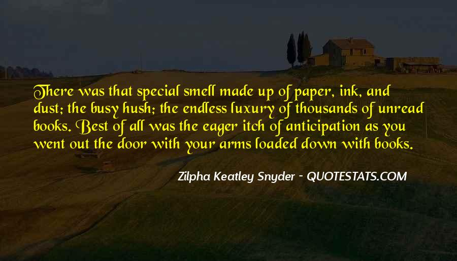 Zilpha Quotes #1270289