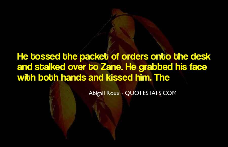 Quotes About Orders #106902