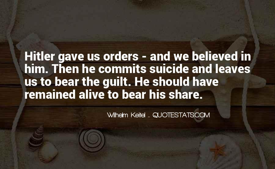 Quotes About Orders #12381