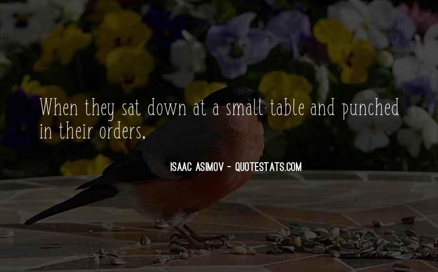 Quotes About Orders #156065