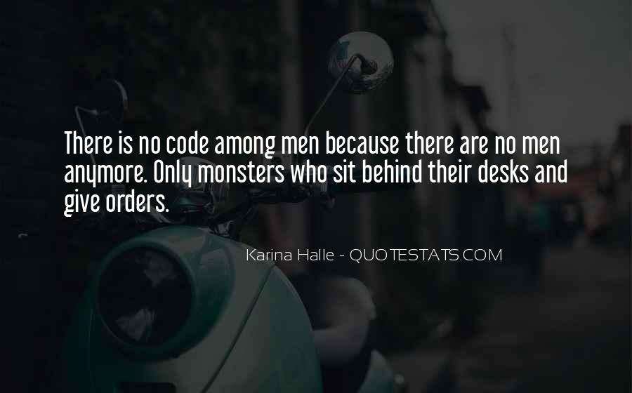 Quotes About Orders #181015