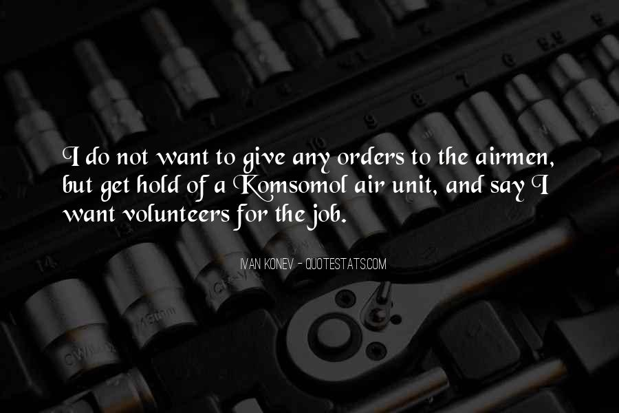 Quotes About Orders #221323