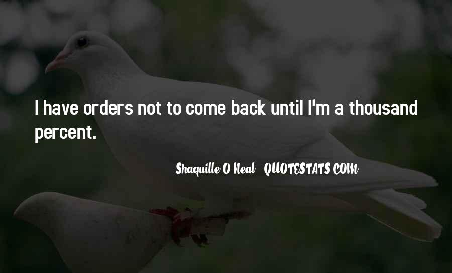 Quotes About Orders #227893