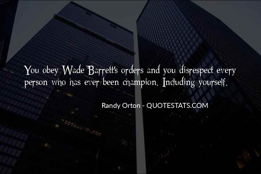 Quotes About Orders #235815