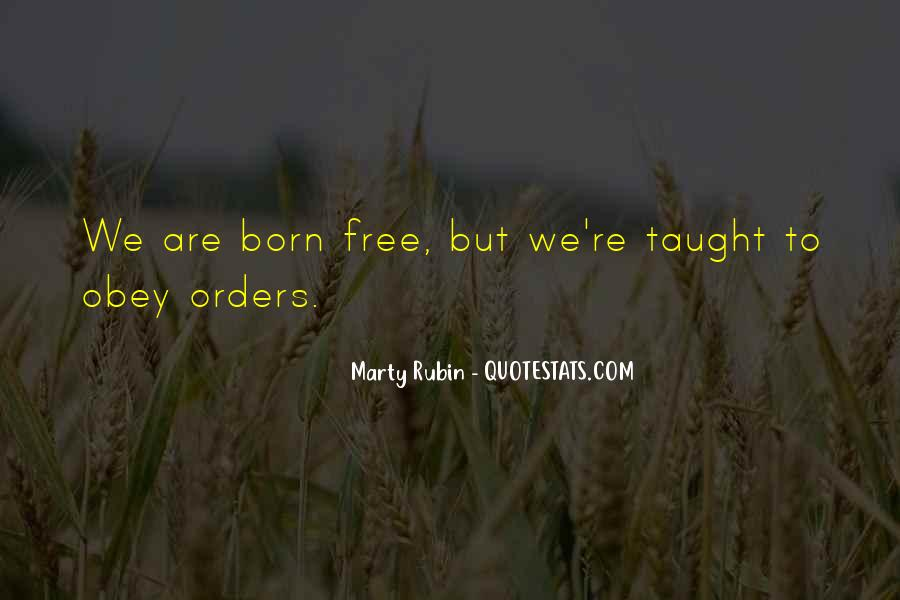 Quotes About Orders #237214