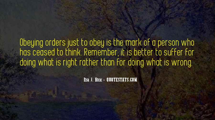 Quotes About Orders #62924