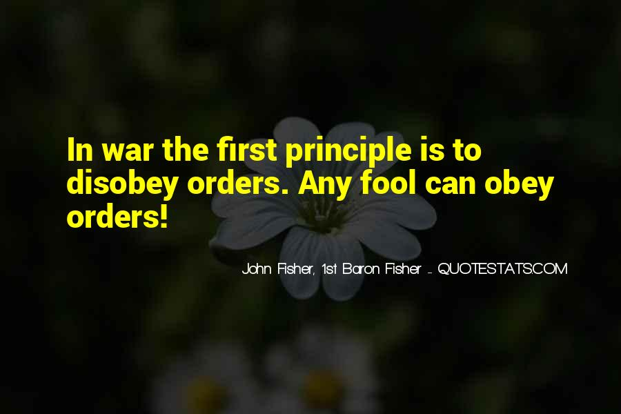 Quotes About Orders #67962