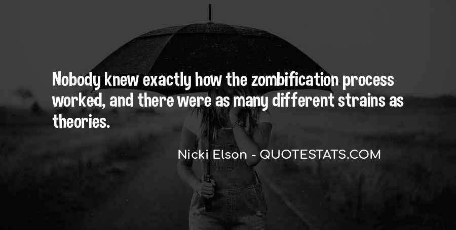 Zombification Quotes #745008