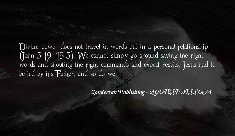 Zondervan Quotes #1257873