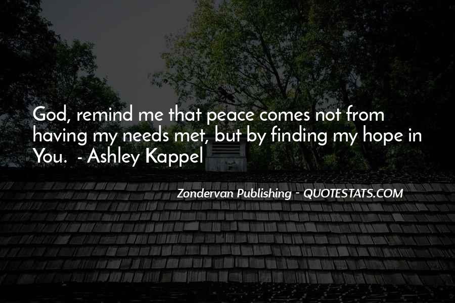 Zondervan Quotes #162159