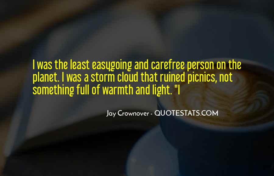 Quotes About Carefree #638294