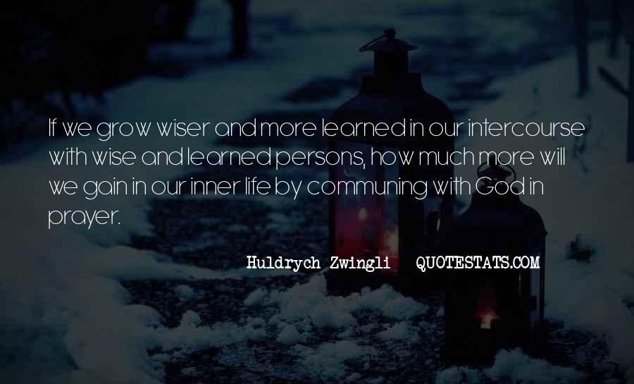 Zwingli's Quotes #1394670
