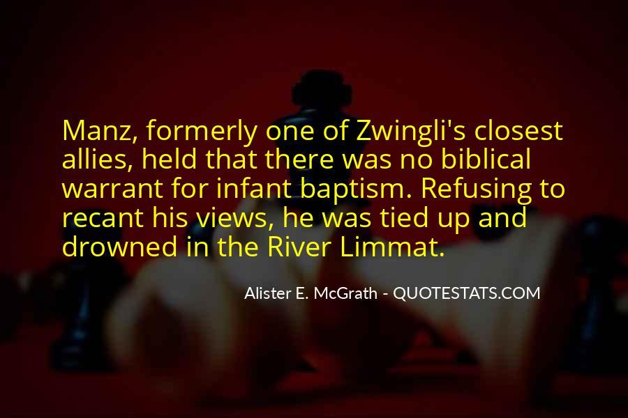 Zwingli's Quotes #1618211