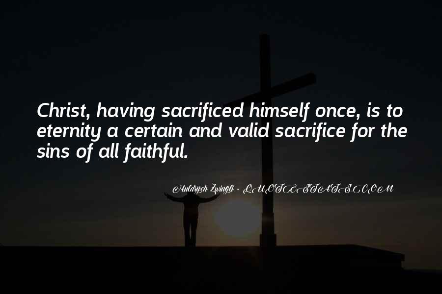 Zwingli's Quotes #405852