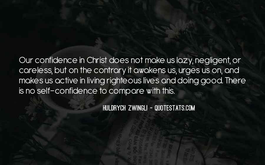 Zwingli's Quotes #863814
