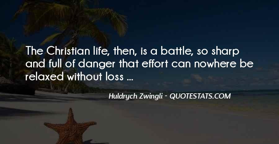 Zwingli's Quotes #971778