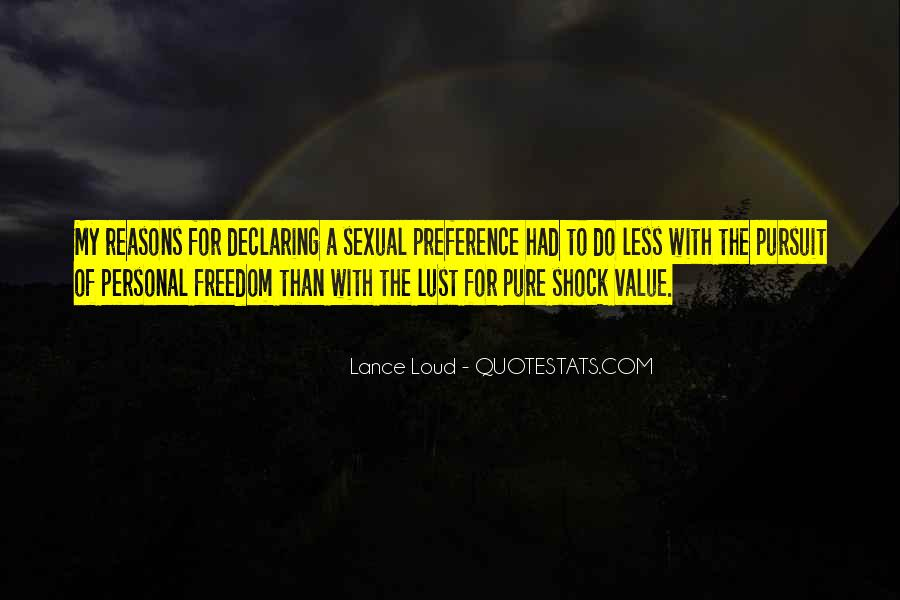 Sayings About Personal Value #1223394