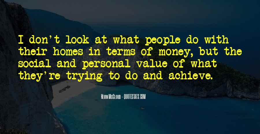 Sayings About Personal Value #1397472