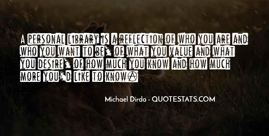 Sayings About Personal Value #1707427