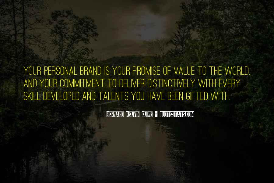 Sayings About Personal Value #212450